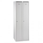 Šatní skříň demont šedá 1800x600x500mm