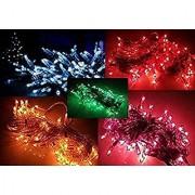 SET OF 20 RICE LIGHTS SERIAL BULBS DECORATION LIGHTING FOR DIWALI CHRISTMAS CodeRB-9057