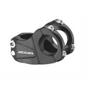 Zoom DH 1-1/8 31.8/50mm A-Head kerékpár kormányszár fekete