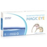 Magic Eye Crazy (2 lentilles)