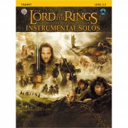 Alfred Music Lord of the Rings - Trumpet Instrumental Solos, Book/CD
