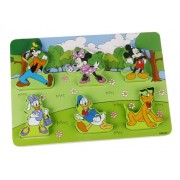 Puzzel Mickey Mouse Disney Baby