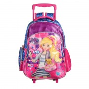 Rucsac fetite tip troler Ashley Star, 31 x 17 x 44 cm