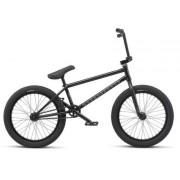 """Wethepeople Freestyle BMX Cykel Wethepeople Trust Freecoaster 20"""" 2019 (Matt Black)"""
