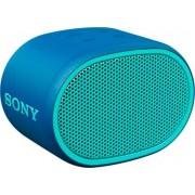 Sony Srsxb01l.Ce7 Cassa Bluetooth Wireless Speaker Altoparlante Portatile Impermeabile Ipx5 Modalità Vivavoce Usb Colore Blu - Srs-Xb01l Extra Bass