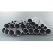 Tub metalic din aluminiu pentru cabluri electrice,D.ext.40 mm