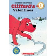 Clifford's Valentines, Paperback/Norman Bridwell
