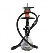 Hookah Flame Helin - 45 cm - Fekete