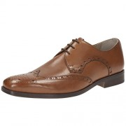 Clarks Men's Amieson Limit Brown Leather Formal Shoes - 10.5 UK/India (45 EU)