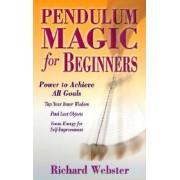 Pendulum Magic for Beginners by Richard Webster