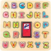 Woody Bélyegzők/ABC Puzzle