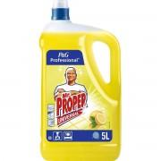 Detergent lichid universal MR. PROPER Lemon 5L