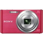 Sony »DSC-W830« Kompaktkamera (ZEISS Vario-Tessar, 20,1 MP, 8x opt. Zoom), Rosa