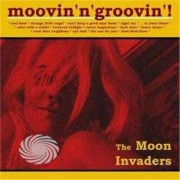 Video Delta MOON INVADERS - MOVIN' & GROOVIN' - CD