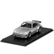 Kyosho Diecast Porsche 911 Carrera 2.7 (1:43 Scale), Silver