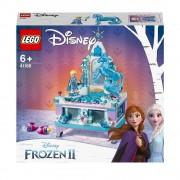 Lego Frozen 2 (41168). Il portagioielli di Elsa