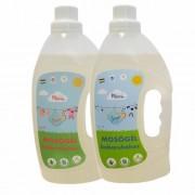 SensEco Baby mosógél babaruhához, 1500 ml - Kisfiú