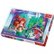Puzzle Ariel - Cucu-bau 100 pcs 16250 Trefl