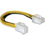 Kabel DELOCK, ATX 4-pin (Ž) na 8-pin (M), naponski za matičnu ploču, interni
