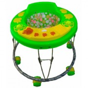 Oh Baby 3 Musical Light Apple Shape GREEN Color Walker For Your Kids PIK-JIJ-SE-W-79
