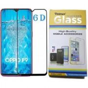 Vinimox 6d tempered glass for Oppo F9 Pro (black)