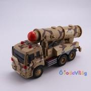 Rakétaszállító katonai játékautó