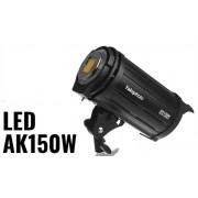 Lampa LED światła stałego 1500W mocowanie Bowens, AK150W