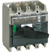 Separator de sarcină separare vizibilă interpact inv500 - 500 a - 3 poli - Separatoare de sarcina interpact ins / inv - Inv320...630 - 31172 - Schneider Electric
