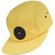 Mr. Serious Yellow Super Fat Cap gelb