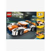 Lego 31089 Carro de Corrida, da Lego Creator amarelo escuro estampado
