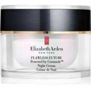 Elizabeth Arden Flawless Future Night Cream crema de noche hidratante con ceramidas 50 ml