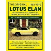 Lotus The Original Lotus Elan Essential Data Guidance for Owners Restor...