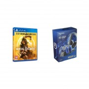 Mortal Kombat 11 Europeo Ps4 + PowerA Cargador Completo PS4