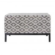 House Doctor Soffmodul 80 cm pouffe rhombos, house doctor