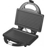 SOVY TONE NON STICKY GRILLED SANDWITCH 2 SLICER Grill, Toast(Black, Grey)