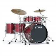 Tama SC Performer B/B PP52HZS, Coral Red Sparkle #CRD