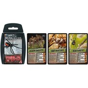Top Trumps Spiders Playing Card Game