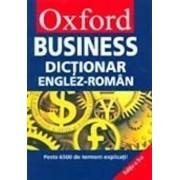 Oxford Business. Dictionar Englez-Roman/Malina Vlad