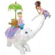 Barbie As The Island Princess Swing & Twirl Tika Toy