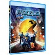 Pixels Blu-Ray