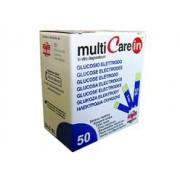 Multicare IN Teste glicemie 50 bucati