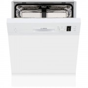 Bosch Serie 4 SMI50C12GB Built In Semi Integrated Dishwasher - White