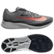 Nike Hardloopschoenen Zoom Fly - Grijs/Rood