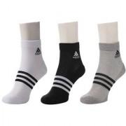 Adidas Half Cushion Ankle Socks - Pack of 3