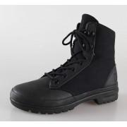 magasszárú cipő női - Truce - DC - Black/Black-BB2