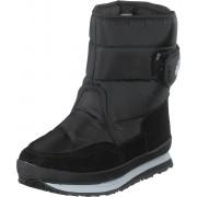Rubber Duck Rd Nylon Suede Solid Kids Black, Skor, Kängor & Boots, Varmfodrade kängor, Svart, Barn, 25
