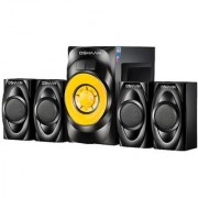 OSHAAN CMPL-21 4.1 BT Multimedia Home Theater Speaker with Bluetooth USB FM AUX Connectivity