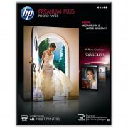 HP Premium Plus Papel Fotográfico Brilhante 20 Folhas 13x18 cm
