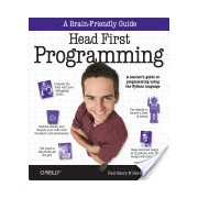 Head First Programming - A Learner's Guide to Programming Using the Python Language (Griffiths David)(Paperback) (9780596802370)