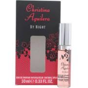 Christina aguilera by night eau de parfum 10ml spray